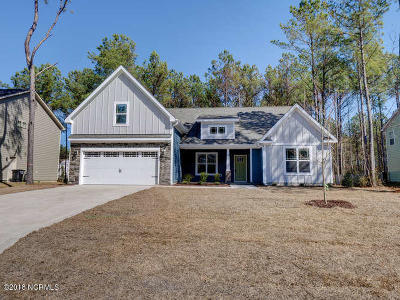 Sneads Ferry Single Family Home For Sale: 436 Canvasback Lane