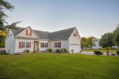 Newport Single Family Home For Sale: 139 Yacht Club Drive