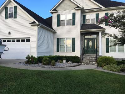 Newport Single Family Home For Sale: 730 Sea Gate Drive