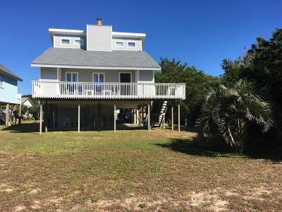 Oak Island Single Family Home Active Contingent: 920 E Dolphin Drive