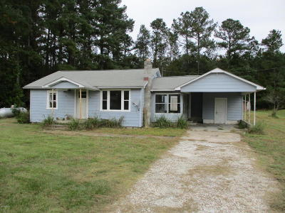 Jacksonville Single Family Home For Sale: 1296 Pony Farm