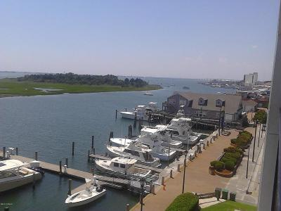 Morehead City Condo/Townhouse For Sale: 311 Arendell Street #404 &amp