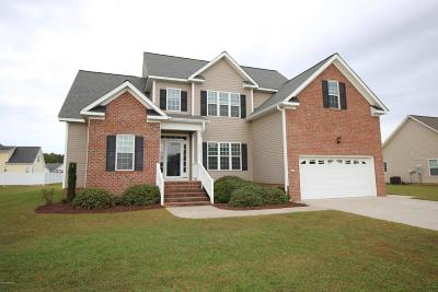 Winterville Single Family Home For Sale: 2920 Cresset Drive