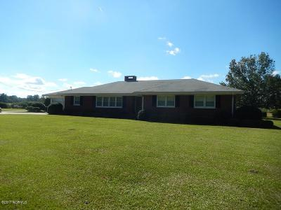 Rocky Point Single Family Home For Sale: 20125 Nc Highway 210