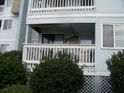 Atlantic Beach Condo/Townhouse For Sale: 301 Commerce Way Road E #155