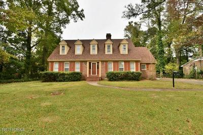 Jacksonville Single Family Home For Sale: 315 Forest Grove Avenue