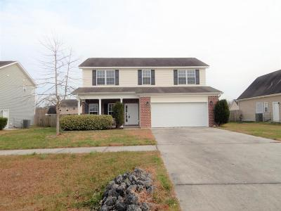 Jacksonville Single Family Home For Sale: 503 Pearl Valley Court