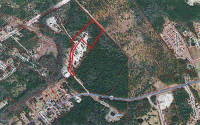 Leland, Castle Hayne, Wilmington, Hampstead Residential Lots & Land For Sale: 1275 Nc Highway 210