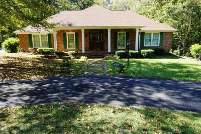 Jacksonville Single Family Home For Sale: 929 Lynchburg Drive