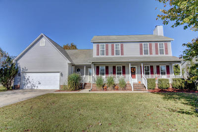 Jacksonville Single Family Home For Sale: 116 Hudson Lane