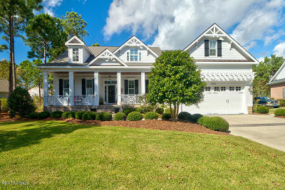 Southport Single Family Home For Sale: 3854 Ridge Crest Drive