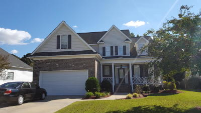 Winterville Single Family Home For Sale: 3725 Ashcroft Drive