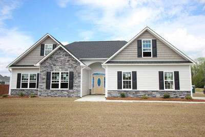 Winterville Single Family Home For Sale: 2870 Verbena Way