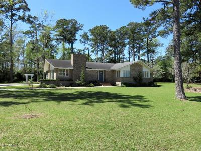 Beaufort Single Family Home Active Contingent: 126 N Shore Drive