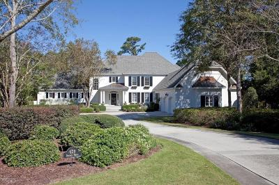 Wilmington Single Family Home For Sale: 629 Dundee Drive