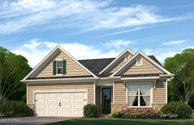 Carolina Shores Single Family Home For Sale: 3209 Cayuga Lake Court #341 Clai