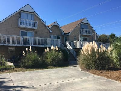 Emerald Isle Condo/Townhouse For Sale: 107 Joel Lane #A And B