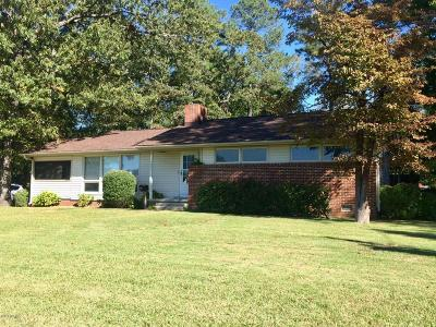 Havelock Single Family Home For Sale: 105 E Sherwood Drive
