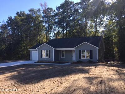 Richlands Single Family Home For Sale: 106 Worvin Lane