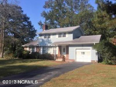 Northwoods Single Family Home For Sale: 1201 Clifton Road