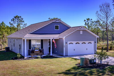 Holly Ridge Single Family Home Active Contingent: 109 Penny Lane