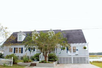 Shallotte Single Family Home For Sale: 1448 Magnolia Street