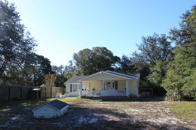 Supply Single Family Home For Sale: 2331 Seashore Road SW