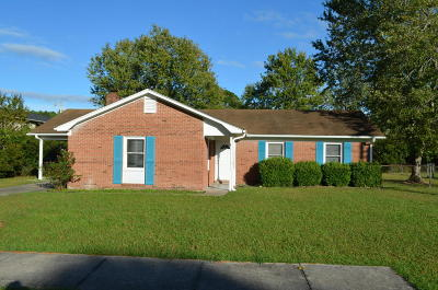 Havelock Single Family Home For Sale: 142 Shipman Road