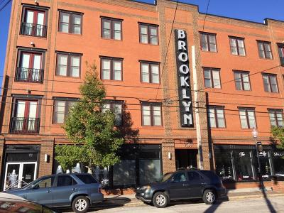 Wilmington Condo/Townhouse For Sale: 709 N 4th Street #106r