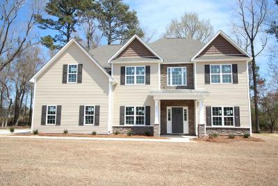 Winterville Single Family Home For Sale: 2899 Verbena Way