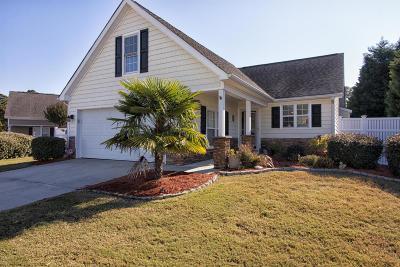 Southport Single Family Home For Sale: 5025 Glen Cove Drive SE