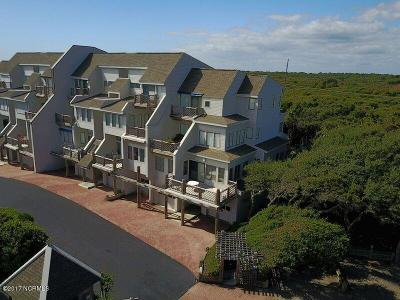 Pine Knoll Shores Condo/Townhouse For Sale: 301 Salter Path Road #47