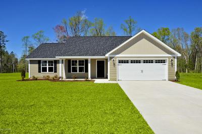 Hubert Single Family Home For Sale: 719 Nc-172