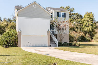 Jacksonville Single Family Home For Sale: 161 Forest Bluff Drive