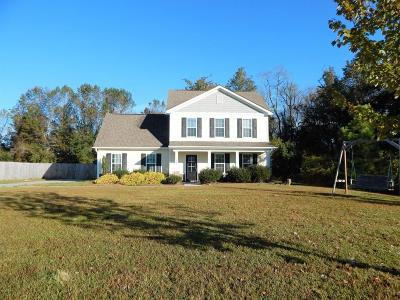 Richlands Single Family Home For Sale: 102 Wild Blossom Drive