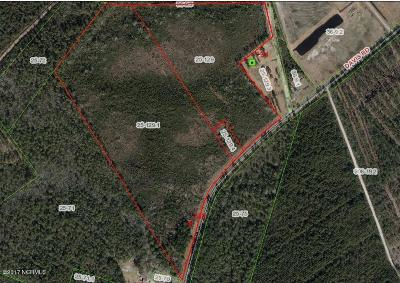 Richlands Residential Lots & Land For Sale: 248 Davis Road