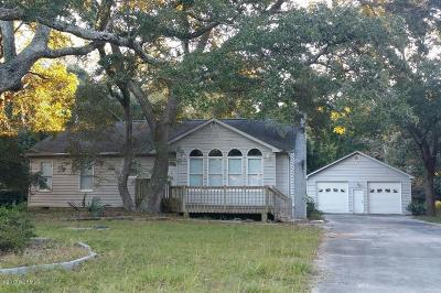 Ocean Isle Beach Single Family Home For Sale: 1935 Sommersett Road SW