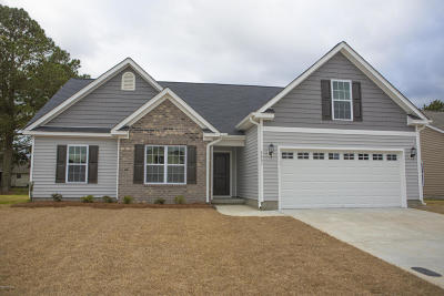 Winterville Single Family Home For Sale: 2657 Rhinestone Drive