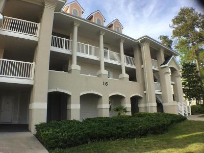 Brunswick Plantation Condo/Townhouse Active Contingent: 330 S Middleton Drive NW #1605