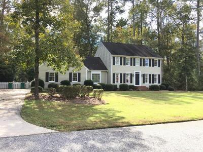 Whiteville Single Family Home For Sale: 528 Bentmoor Drive