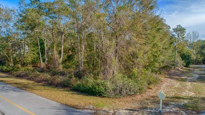Sneads Ferry Residential Lots & Land For Sale: 804 Chadwick Shores Drive