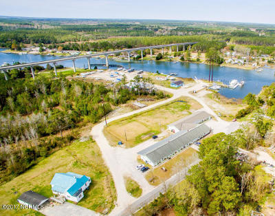 Beaufort Commercial For Sale: 307 Core Creek Road