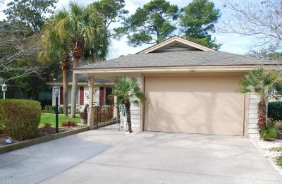 Sunset Beach Single Family Home For Sale: 616 Jasmine Lane