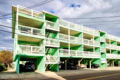 Carolina Beach, Kure Beach Condo/Townhouse For Sale: 1013 Carolina Beach Avenue N #3d