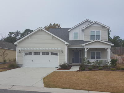 Wilmington Single Family Home For Sale: 6090 Chancellorsville Drive