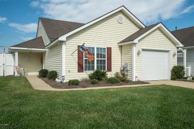 Rocky Mount Condo/Townhouse For Sale: 4724 Gardenia Circle