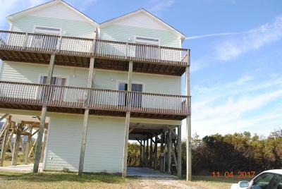 North Topsail Beach, Surf City, Topsail Beach Condo/Townhouse For Sale: 201 Porto Vista Drive