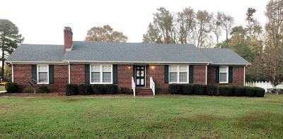 Branchwood Single Family Home For Sale: 2695 Brookwood Road