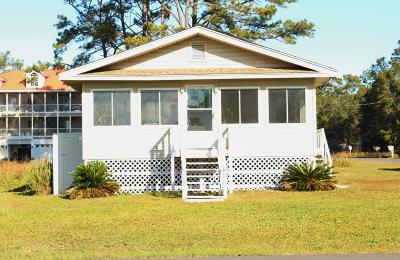 Ocean Isle Beach Single Family Home For Sale: 7002 Allred Street SW