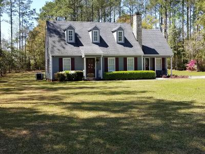 Swansboro Single Family Home For Sale: 112 Brigantine Court